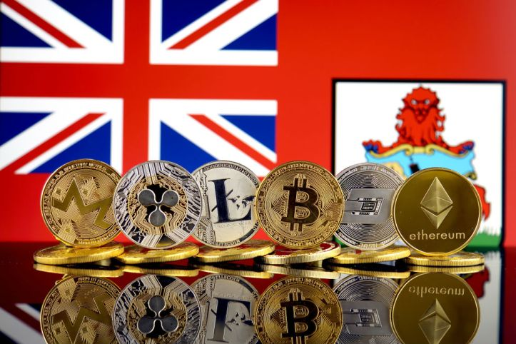 Bermudas Criptomonedas Blockchain