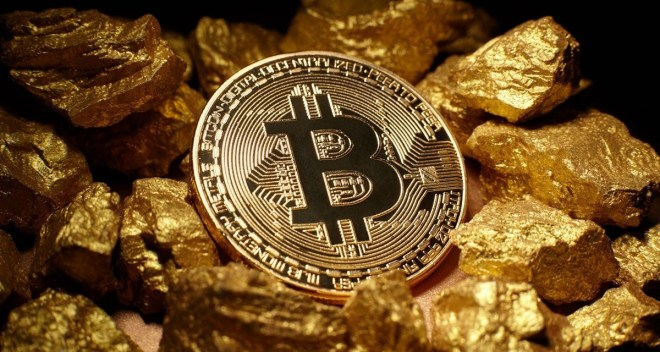 Bitcoin Oro-2