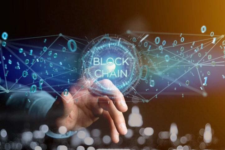 Blockchain - recaudar impuestos china
