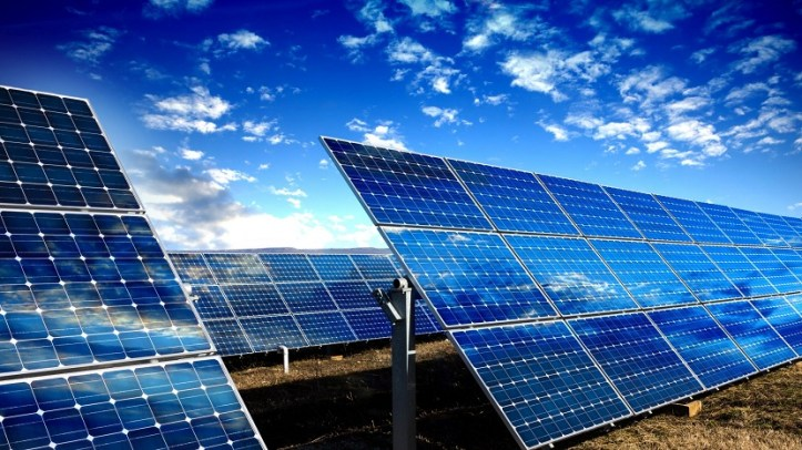 Energia Solar Criptomonedas