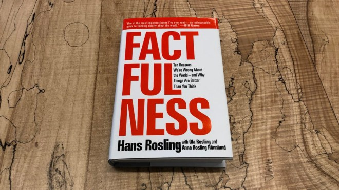 Factfulness Ten Reasons Were Wrong About the World and Why Things Are Better Than You Think Hans Rosling