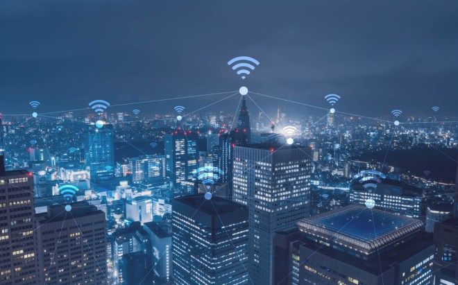 IoT - Ciudades Inteligentes