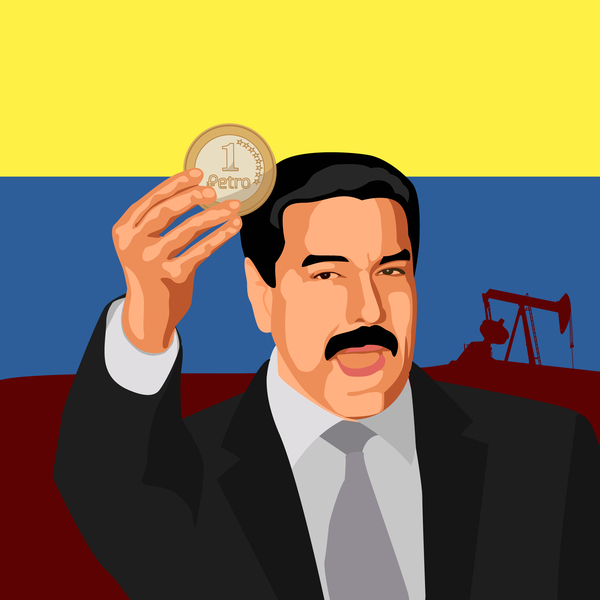 Maduro Criptomoneda Petro