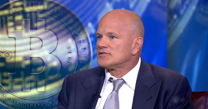 Michael Novogratz Bitcoin