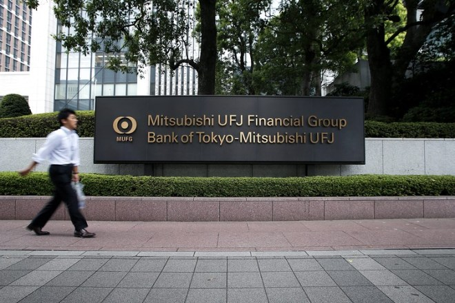 Mitsubishi UFJ Financial Group Blockchain Criptomonedas