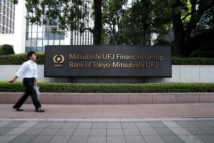 Mitsubishi UFJ Financial Group Blockchain Criptomonedas