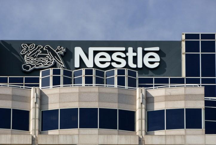 Nestle - Tecnologia Blockchain