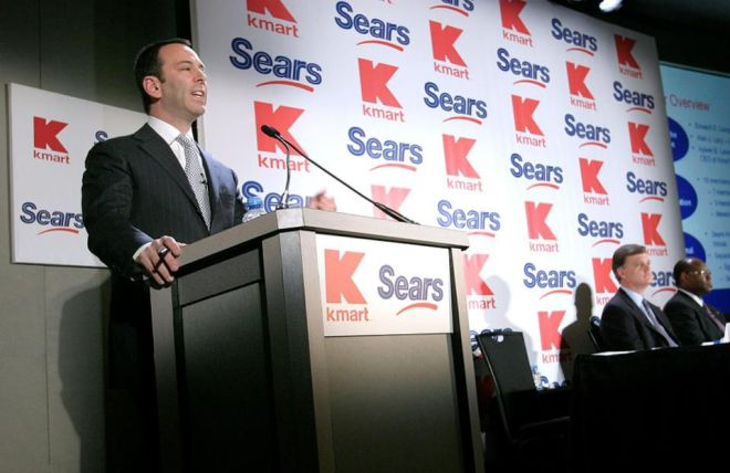 Sears Eddie Lampert