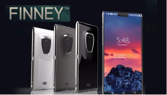 Telefono inteligente Finney