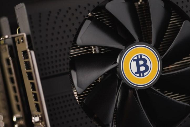 Bitcoin Gold - Placa ASIC