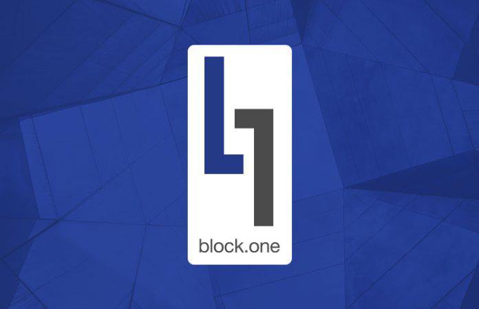 Block One Blockchain Startup ICO