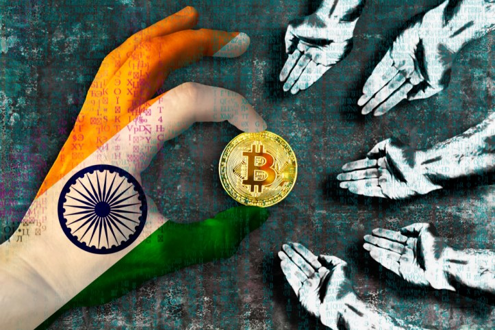 India - Estafas en criptomonedas
