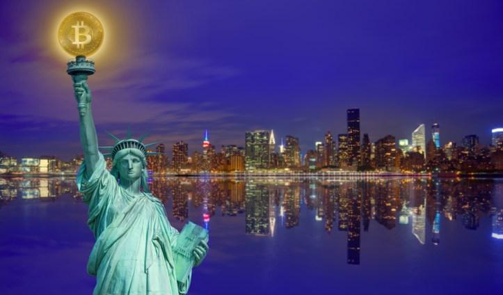 New York Criptomonedas
