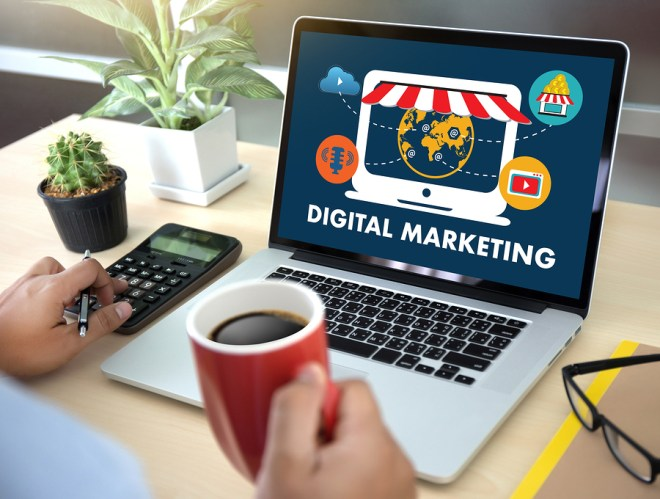 Digital Marketing New Startup Project ,  Market Interactive Chan
