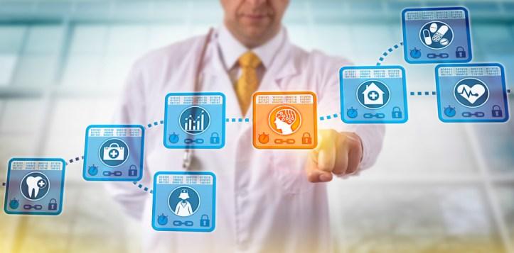 Blockchain Medicina