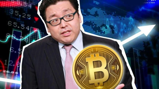 Tom Lee mantiene proyeccion Bitcoin - 25000 dólares