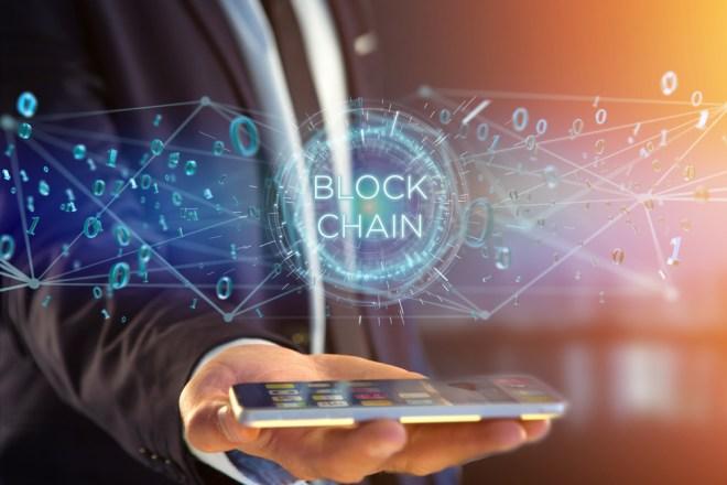 Blockchain AIIM 2018