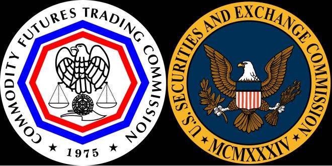 CFTC - SEC - Criptomonedas