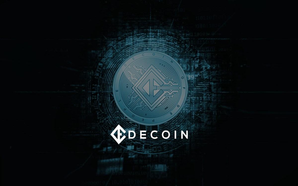 Decoin ICO alcanza los $ 4.7 M, impulsado por el interés de la cripto comunidad en sus desarrollos acelerados