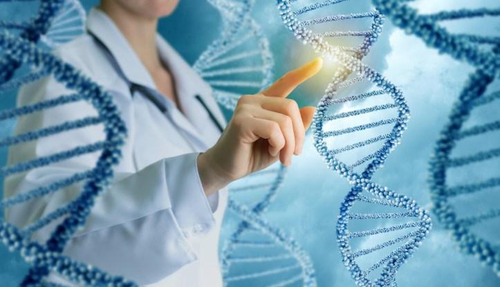 Genómica Blockchain Futuro