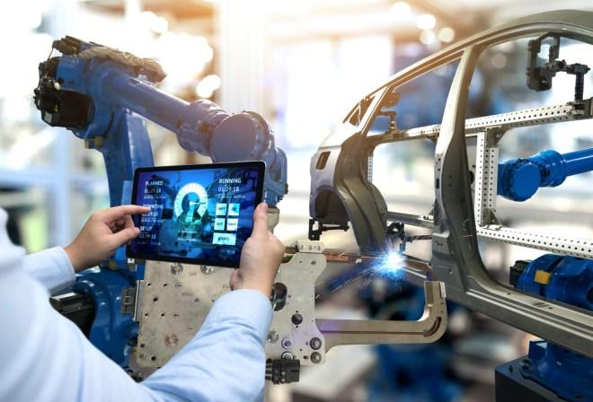 Revolucion Industrial Tecnologica