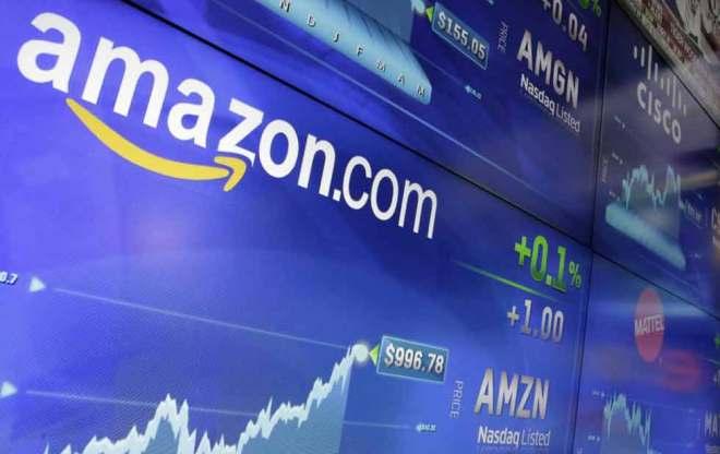 Amazon en la bolsa