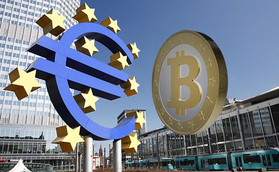Resultado de imagen para Bitcoin BCE