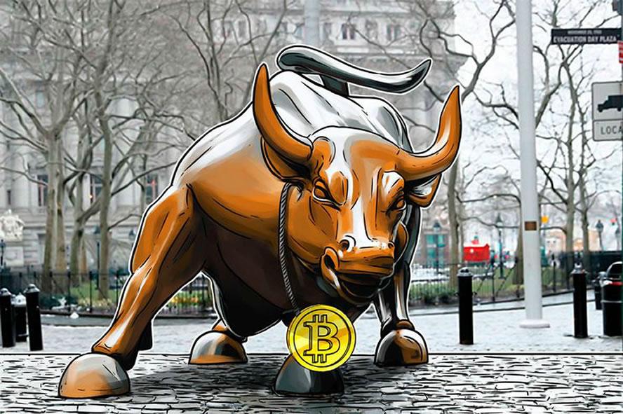 Bitcoin vs gigantes de Wall Street: Que esperar para el fin del Q2 2019