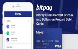 Billetera para almacenar bitcoins Bitpay