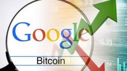 Bitcoin dominando a Google