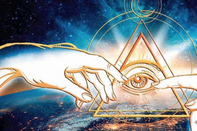 Bitcoin: El ojo de los Illuminati
