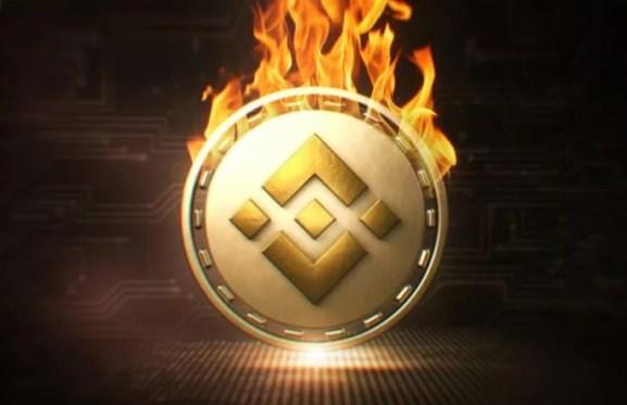 Binance: Quema de monedas (Coin Burn)