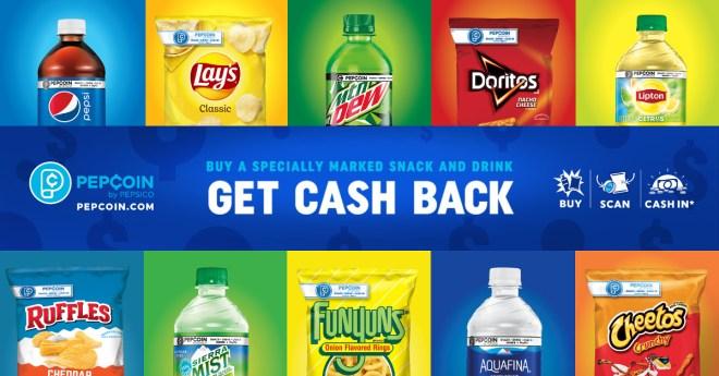 Algunas de las marcas aparte de Pepsi que ofrecen recompensas en Pepcoin