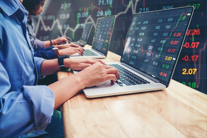 trading - trader de criptomonedas