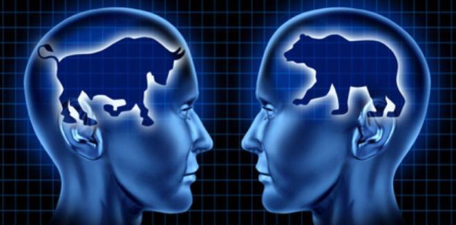 Traders de criptomonedas - psicología del trading