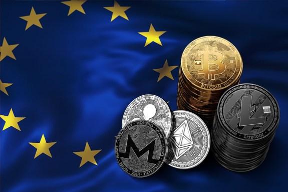 Cripto regulaciones en la unión europea