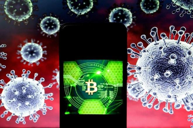 Bitcoin es más inseguro por el COVID-19