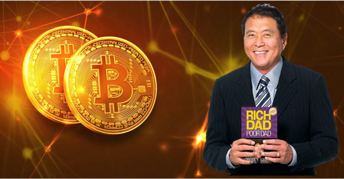 Robert Kiyosaki: Invierte en Bitcoin o en oro - CRIPTO TENDENCIA
