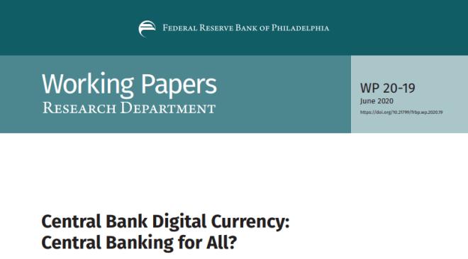Este es el reporte de la FED en donde se plantea la posibilidad de que las monedas virtuales reemplacen a los bancos.