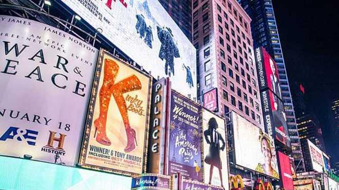 Sistema financiero mundial - New York: Broadway permanecerá cerrado hasta el 3 de enero del 2021