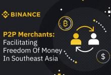 Binance: Comerciantes P2P en el sudeste asiático