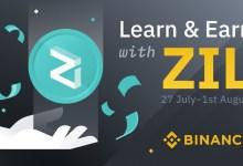 """Promoción """"Aprende y Gana"""" con Binance: Obtén $10.000 en Tokens ZIL"""