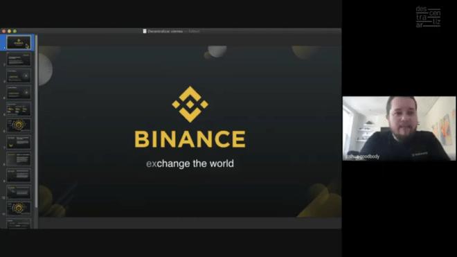 Introducción de Josh Goodbody sobre los planes de Binance para América Latina.