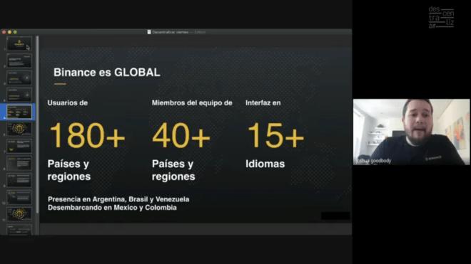 Presencia de la plataforma en el mundo.