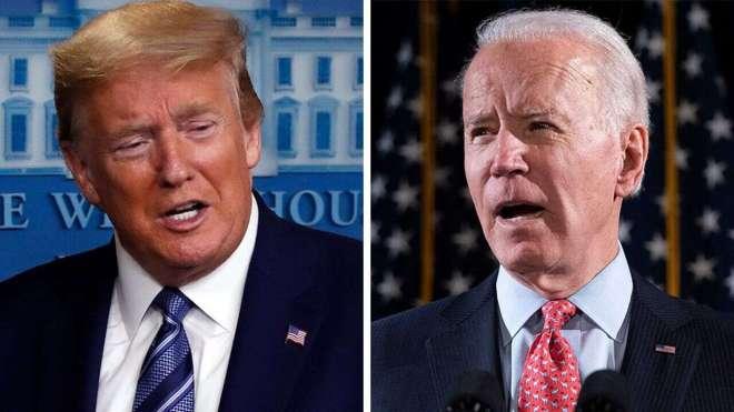 Trump o Biden, cripto entusiastas apuestan al ganador por medio de un Contrato Inteligente DLC en la mainnet de Bitcoin. Fuente: Fox Business