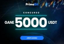 ¡Gana 5000 USDT negociando fondos de demostración con PrimeBit!