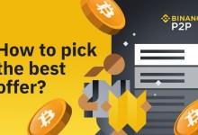 Consejos para seleccionar la mejor oferta de Bitcoin en Binance P2P