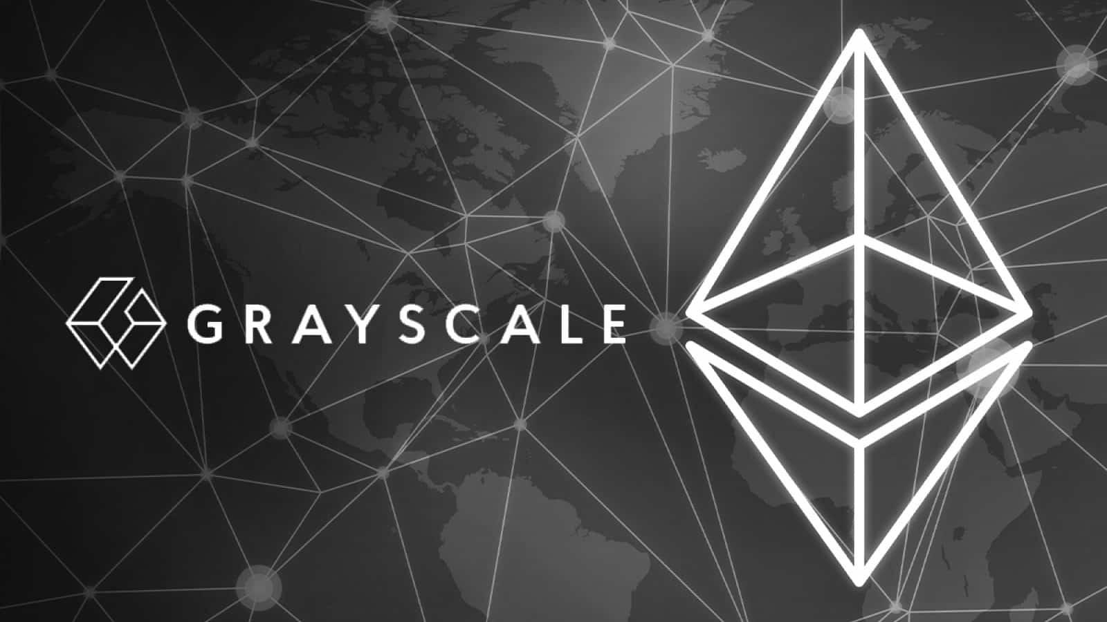 Las acciones del Ethereum Trust de Grayscale cotiza con descuento