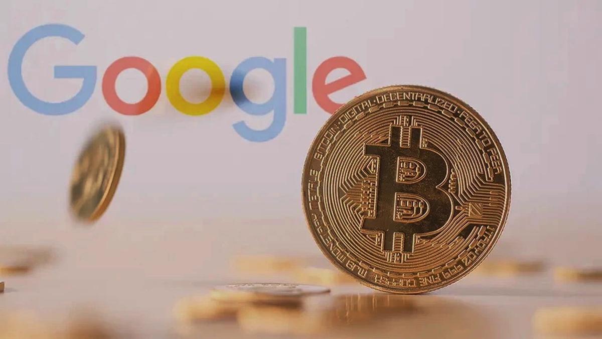 Google Finance incluye una pestaña para criptomonedas