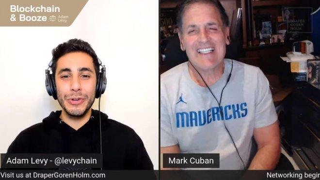 Mark Cuban habla sobre el cripto mundo en entrevista con Blockchain and Booze